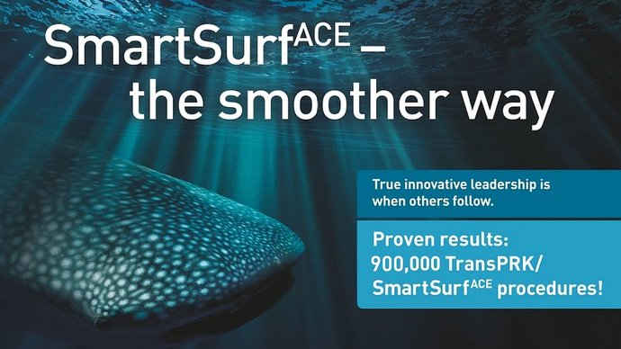 SmartSurfACE continue to grow rapidly
