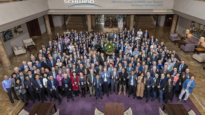 SCHWIND User Meeting in Hamburg | © SCHWIND eye-tech-solutions GmbH